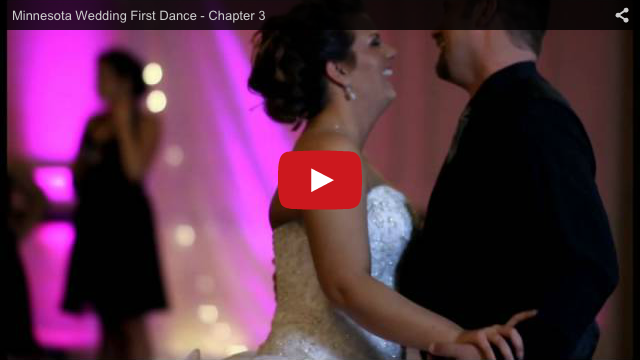 First Dance Minnesota Wedding Videography Sample