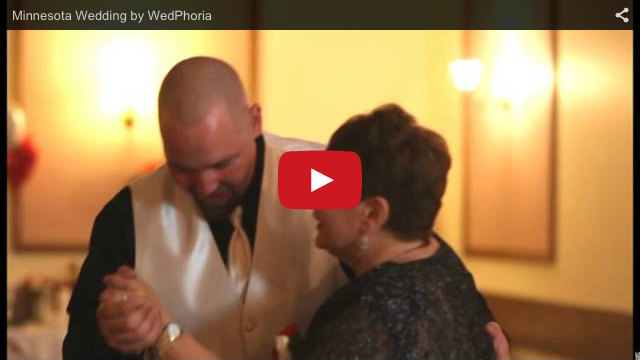 Wedding Videos Father/Daughter and Mother/Son Dances