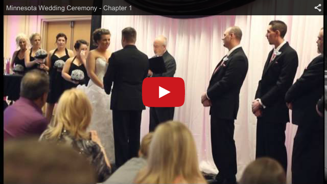 Minnesota Videography - Wedding Ceremony Video Sample