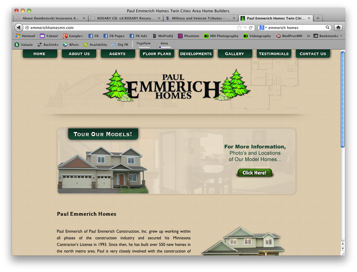 Emmerich Homes